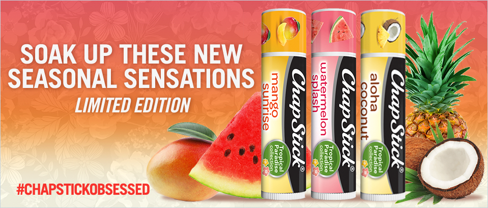 chapstick seasonal sensations